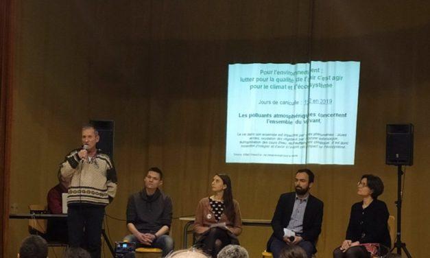 """Élections municipales à Mulhouse, """"Cause commune"""" Une liste en pleine santé ?"""