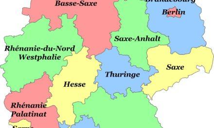Élections chez nos voisins allemands : regard sur le mode de scrutin et détail des tendances