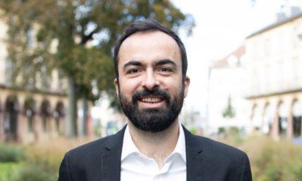"""Municipales 2020 à Mulhouse. Loïc Minéry: """"nous mettrons au placard les machines à voter"""""""
