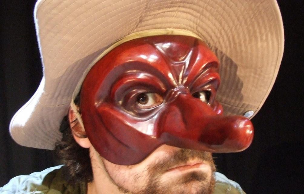 A Mulhouse, le président masqué, démasqué…