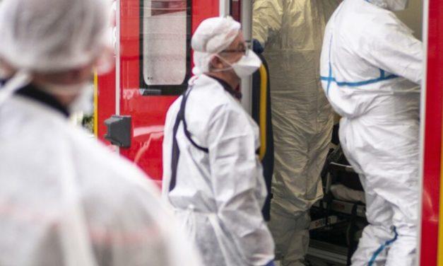 COVID19 : Des médecins du Bade-Wurtemberg venus observer la situation au CHU de Strasbourg