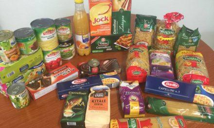 A Mulhouse, l'association des musulmans d'Alsace (AMAL) collecte des produits alimentaires à destination des plus modestes