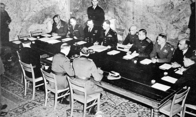 8 mai : remettre les pendules de l'Histoire à l'heure