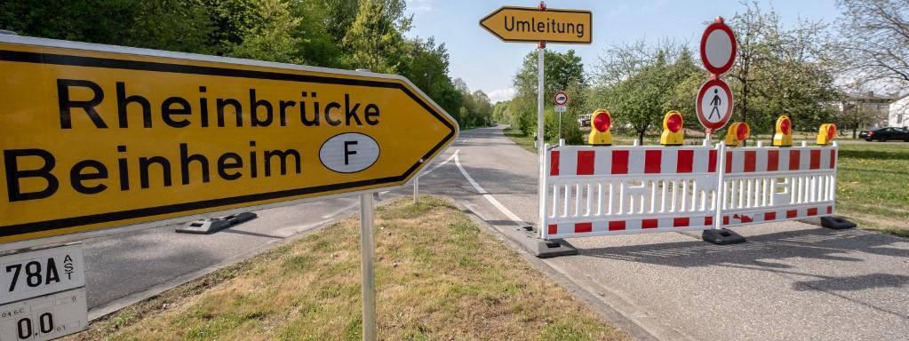 Géographie de la pandémie de Covid-19 en France et en Allemagne : premiers enseignements
