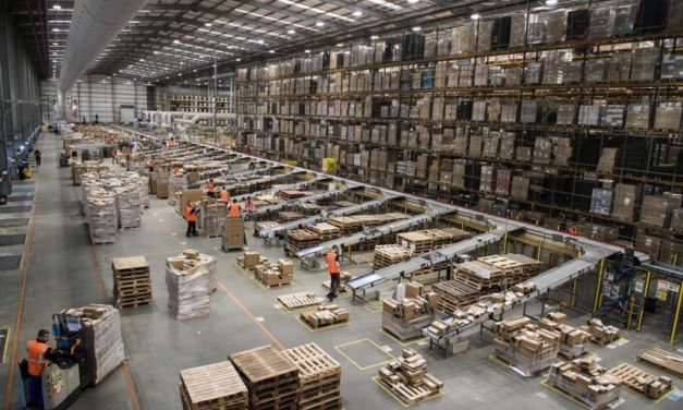 Futur entrepôt Amazon à Ensisheim, près de Mulhouse : entre opacité démocratique et modèle économique à la renverse