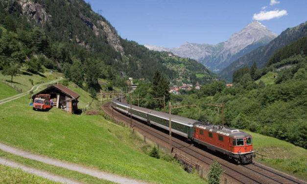 Tunnel du Saint-Gothard : le « tube » méconnu de l'été des mulhousiens et alsaciens, en route vers Rimini et la côte adriatique italienne…