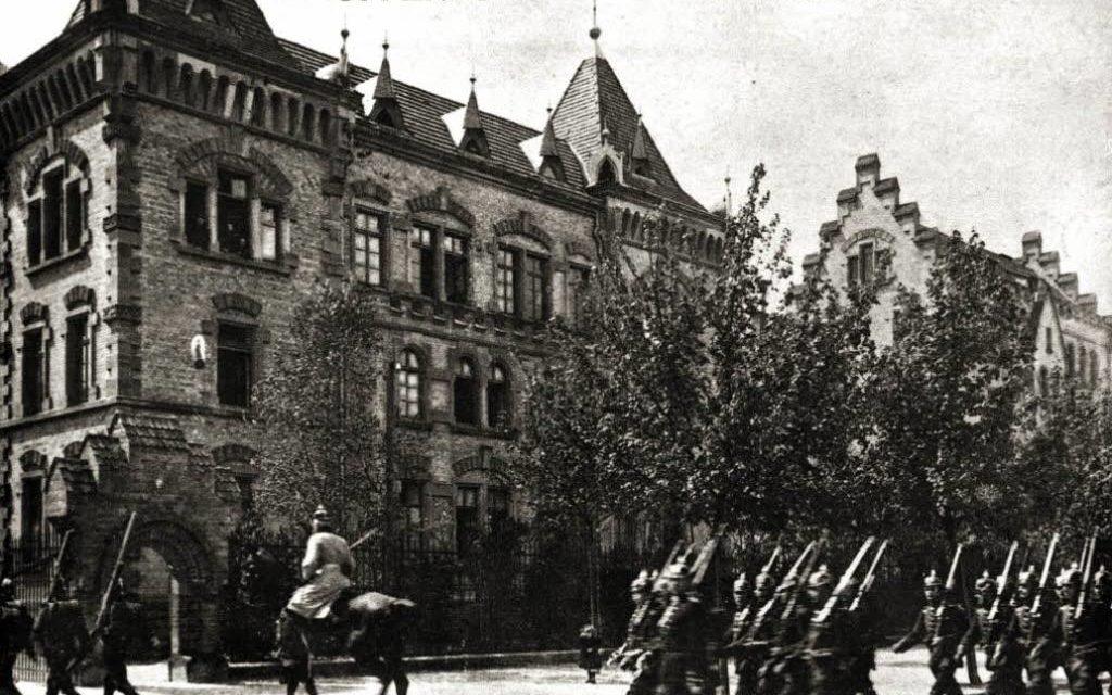 Le 1er septembre à Offenburg, une commémoration contre la guerre et le surarmement
