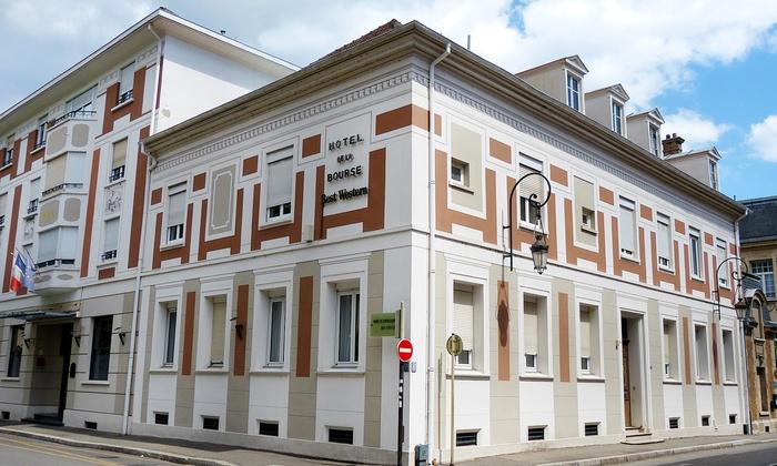 """A Mulhouse, l'hôtel de la bourse fait l'objet d'un conflit social pour un licenciement """"économique"""""""
