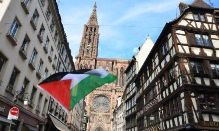 Manifestation à vélo le 12 septembre à Strasbourg en défense de la cause palestinienne