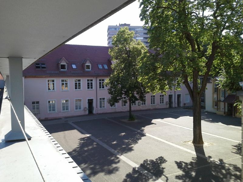 A Mulhouse, une grève des enseignants du collège Kennedy