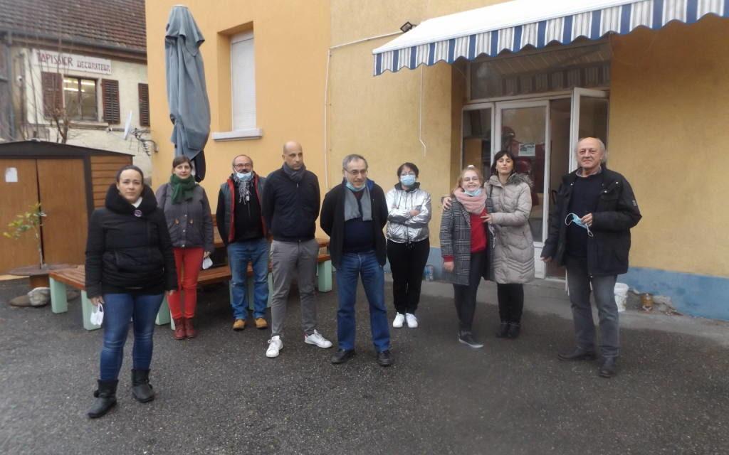 Une manifestation pour le retrait total de la loi sécurité globale prévue à Mulhouse : conférence de presse et appel des associations