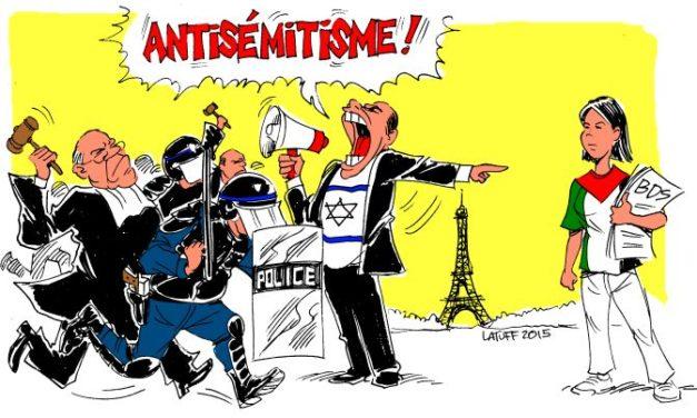 Livreur antisémite à Strasbourg : quand l'ambassade d'Israël en France s'en mêle, l'antisémitisme augmente