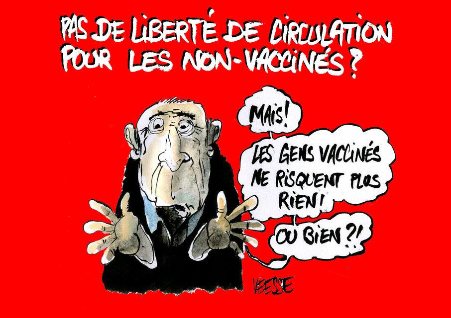 Coronavirus et variants à Mulhouse, Colmar, et en France, quand la tendance anxiogène et claustrale des discours demeure invariante