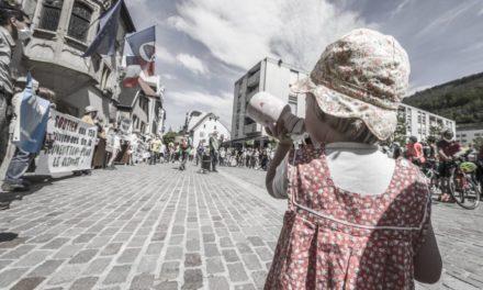 Manifestations climat à Guebwiller, Mulhouse et Huningue : au-delà du courage de manifester, la nécessité de se faire entendre