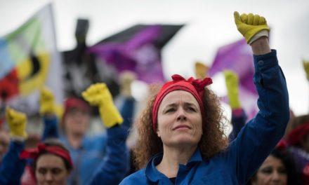 8 mars 2021 : de Mulhouse jusqu'en Palestine, une journée internationale des femmes en lutte