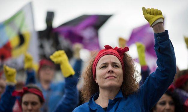 8 mars 2021 : de Mulhouse jusqu'en Palestine, une journée internationale des femmes enlutte