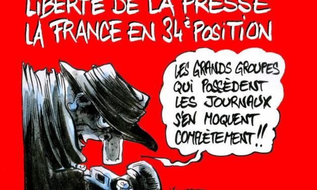 A Mulhouse, la liberté de la presse en position d'être jugée…