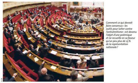 Définition de l'antisémitisme au conseil municipal de Mulhouse : une initiative qui l'IHRA pas très loin !