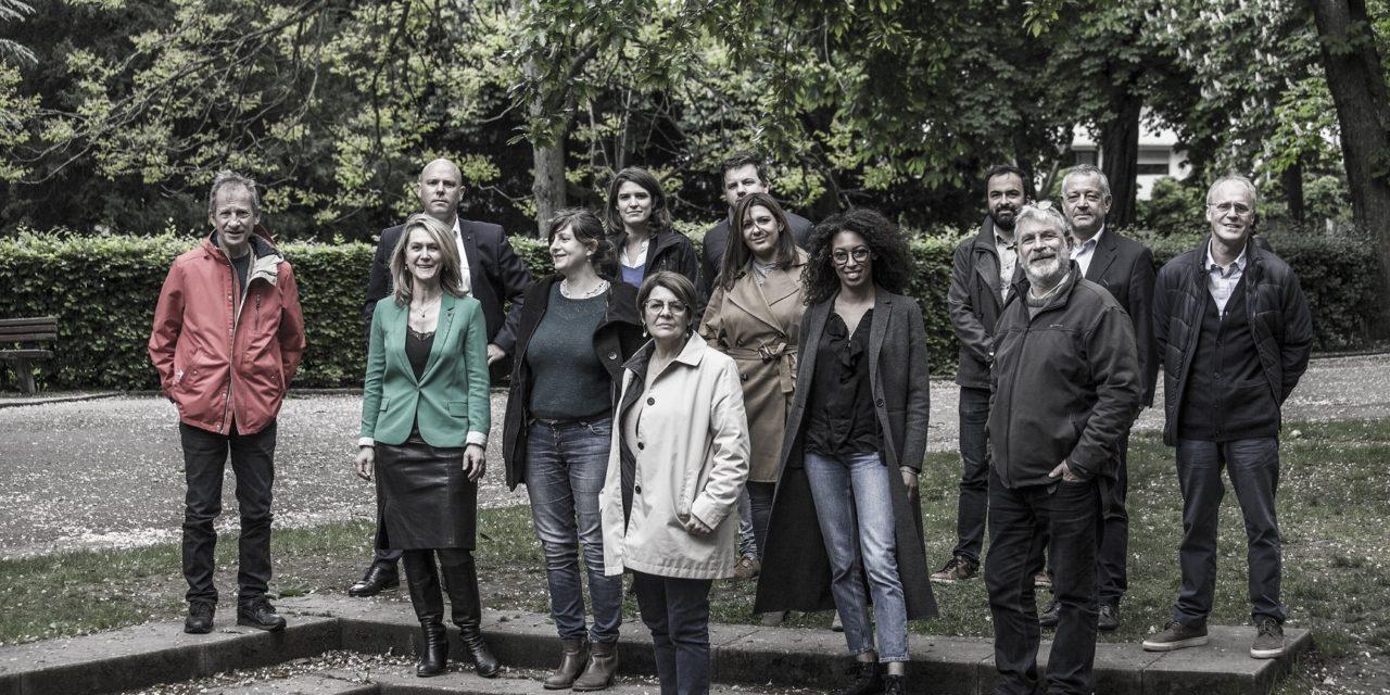 Elections régionales des 20 et 27 juin 2021 : Eliane Romani (Europe Ecologie/PS/PC) était de passage à Mulhouse