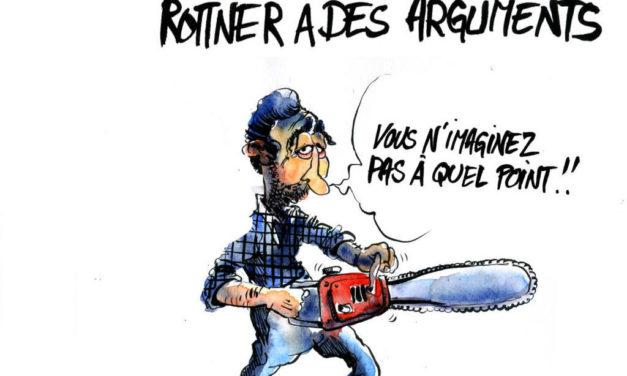 Entrevue presque imaginaire de Jean Rottner, 1° adjoint à Mulhouse et président du Grand-Est : « Je suis le nouveau Cyrano de la politique »