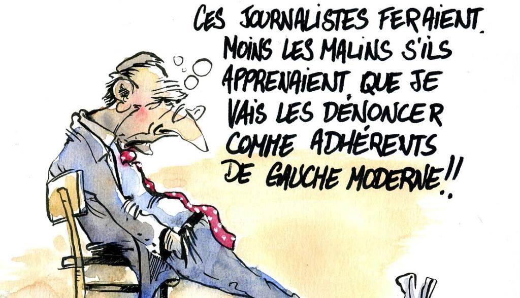Jean-Marie Bockel, ex-maire de Mulhouse, devise sur François Mitterrand (et lui-même), et le présente en homme aux « sincérités successives »