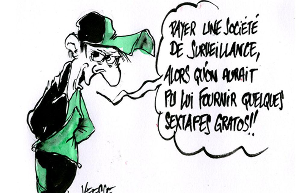 Suspiscion d'espionnage méthodique des salariés syndiqués à Leroy Merlin Mulhouse