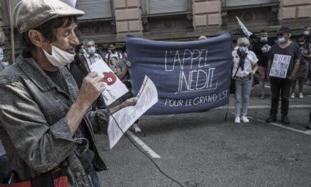 La (bienvenue) marche pour les libertés en France et à Mulhouse