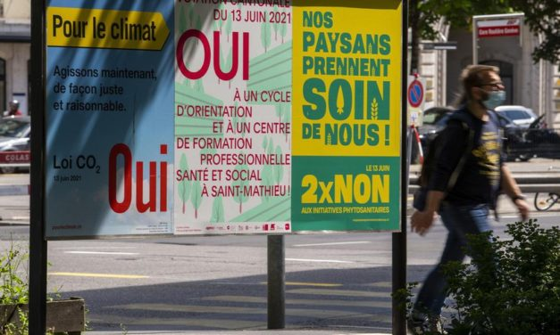 Eau potable, pesticides, covid, CO2, mesures policières, une synthèse des Votations en Suisse, dont Bâle, du 13 juin 2021