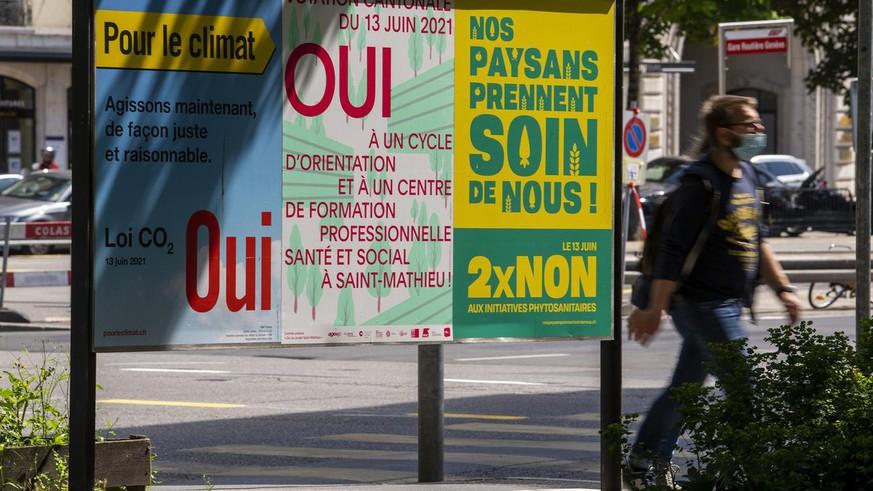 Eau potable, pesticides, covid, CO2, mesures policières, une synthèse des Votations en Suisse, dont Bâle, du 13 juin2021