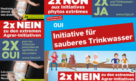 Quelques commentaires sur les résultats des votations suisses du 13 juin2021