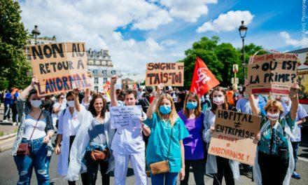 Soignants de Mulhouse, Colmar et Strasbourg : un rassemblement prévu jeudi 9 septembre devant l'ARS