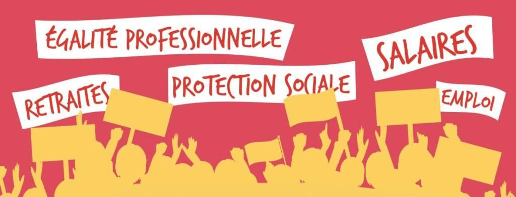 5 octobre 2021 : soutenir les syndicats…