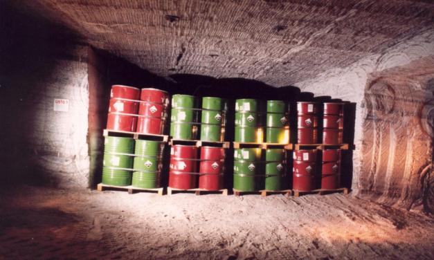 Stocamine : le confinement définitif des déchets invalidé par la Cour administrative d'appel deNancy